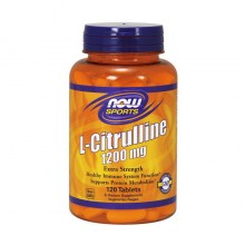 Citrulline 1200 mg (120 tabs) NOW